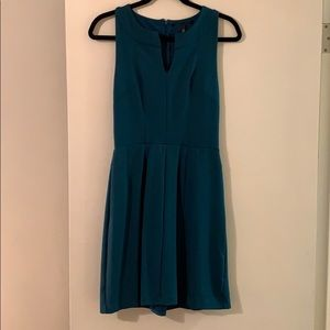 Victoria's Secret teal dress